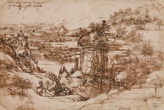 landscape-drawing-for-santa-maria-della-neve
